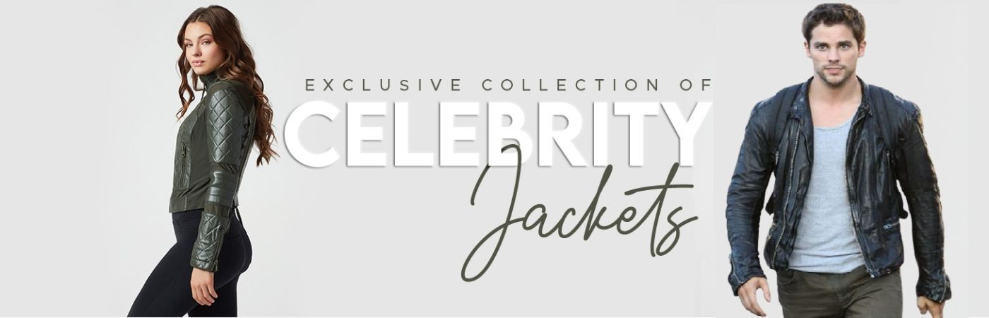 Celebrity Fashion Jackets