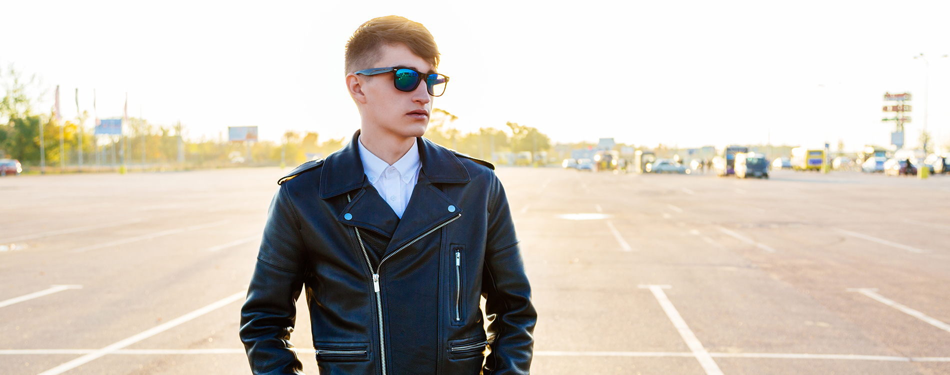 Men Leather Jacket Collection