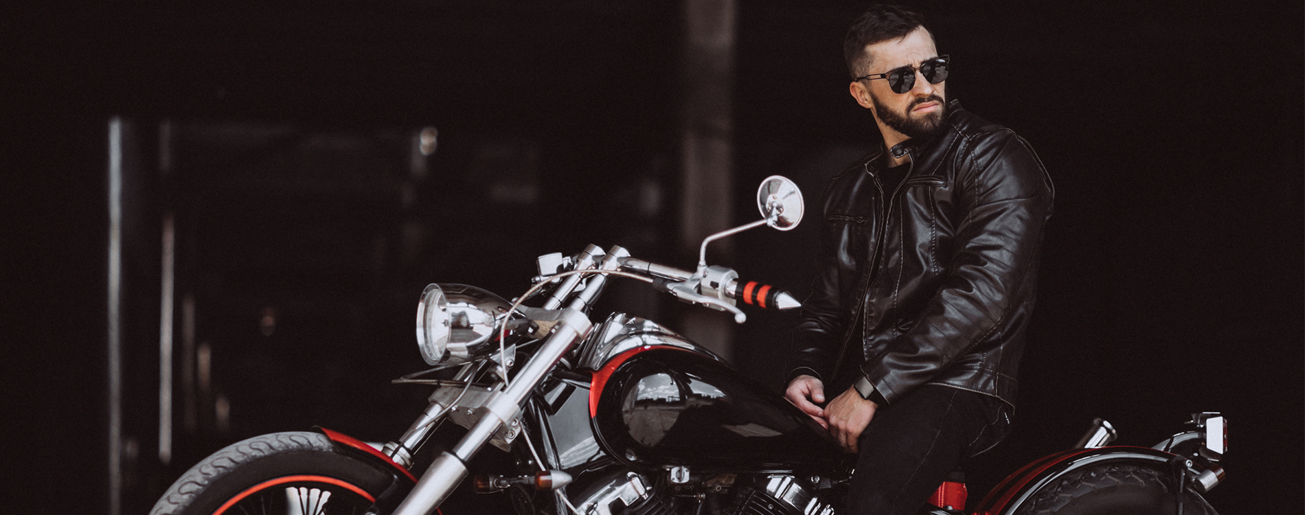 The Motorbike Jackets Collection